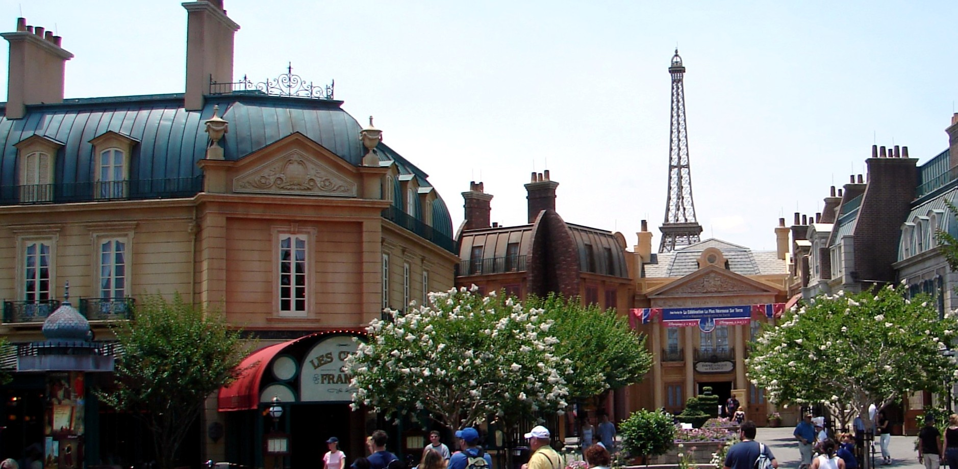 New Look for Epcot   s Bistro De Paris   English blog